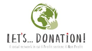 banner lets donation