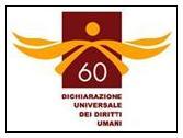 Logo del Sessantesimo anniversario dei Diritti Umani