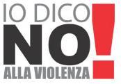 """Logo """"Io dico NO! alla violenza"""""""