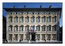 Fotografia della facciata principale di Palazzo Madama - sede del Senato della Repubblica
